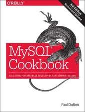 MySQL Cookbook 3e