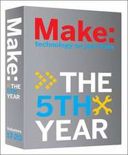 Make:  The 5th Year