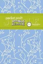 Pocket Posh Double Jumble 2: 100 Puzzles