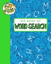 Go Fun! Big Book of Word Search 2