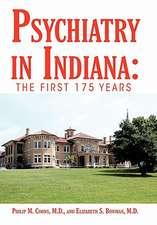 Psychiatry in Indiana