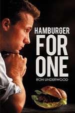 Hamburger for One