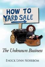 How to Yard Sale