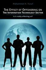 The Effect of Offshoring on the Information Technology Sector