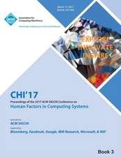 CHI 17 CHI Conference on Human Factors in Computing Systems Vol 3