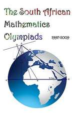The South African Mathematics Olympiads