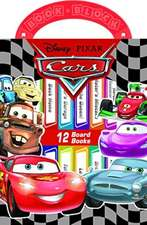 DISNEY CARS MY FIRST LIBRARY