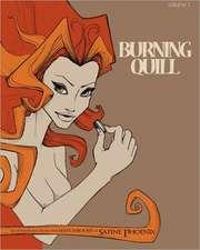 Burning Quill