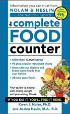 The Complete Food Counter