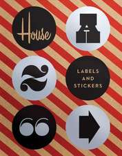 House Labels & Stickers:  Dot Your Life, Free Your Mind