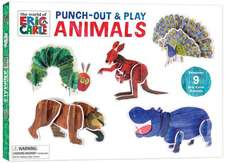 The World of Eric Carle(tm) Punch-Out & Play Animals:  Numbers