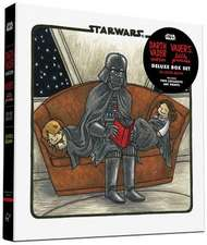 Darth Vader & Son / Vader's Little Princess Deluxe Box Set (Includes Two Art Prints) (Star Wars)