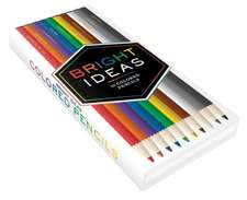 Creioane de colorat Bright Ideas