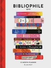 2019 Engagement Calendar: Bibliophile