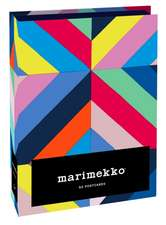 Marimekko: 50 Postcards: (flat Cards Featuring Scandinavian Design, Colorful Lifestyle Floral Stationery Collection)