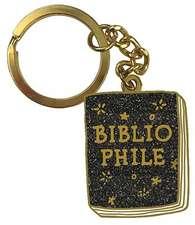 Mount, J: Bibliophile Magic Keychain