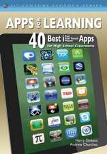 Apps for Learning: 40 Best iPad/iPod Touch/iPhone Apps for High School Classrooms