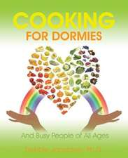 Cooking for Dormies