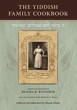 The Yiddish Family Cookbook