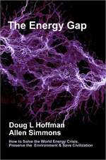 The Energy Gap:  How to Solve the World Energy Crisis, Preserve the Environment & Save Civilization