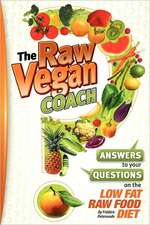 The Raw Vegan Coach