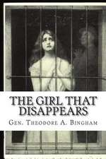The Girl That Disappears