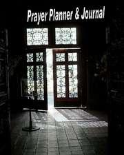 Prayer Planner & Journal