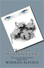 Quality Auditor Guide