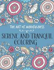 Serene and Tranquil Coloring
