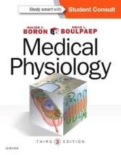 Boron. Fiziologie medicală. Ediția engleză: Medical Phisiology: Ediția 3, 2016