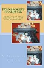 Pawnbroker's Handbook