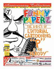 Funny Paperz #7 - P Is for Parody