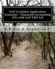 SAP Certified Application Associate - Financial Accounting (Fi) with SAP Erp 6.0