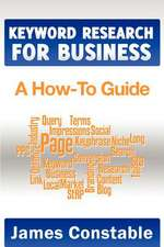 Keyword Research for Business