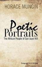 Poetic Portraits
