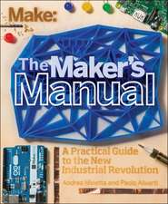 Maker′s Manual, The