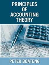 Principles of Accounting Theory