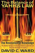 The Balance of Yahh's Law:  The Revolution of Knowledge