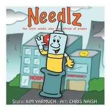 Needlz - The Little Needle Who Was Afraid of People