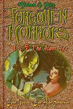 Forgotten Horrors Vol. 5
