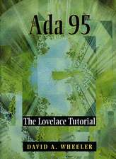 Ada 95: The Lovelace Tutorial