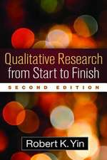 Qualitative Research from Start to Finish, Second Edition:  How to Meet the Challenges and Help Your Child Thrive
