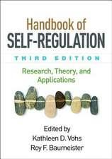 Handbook of Self-Regulation, Third Edition