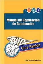 Manual de Reparacion de Calefaccion