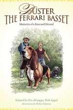 Buster the Ferrari Basset