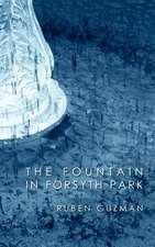The Fountain in Forsyth Park