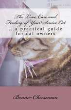The Love, Care and Feeding of Your Senior Cat