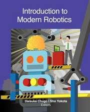 Introduction to Modern Robotics