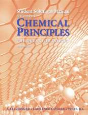 Student's Solutions Manual for Chemical Principles