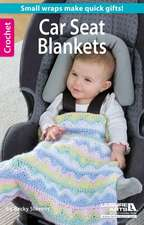 Crochet Car Seat Blankets